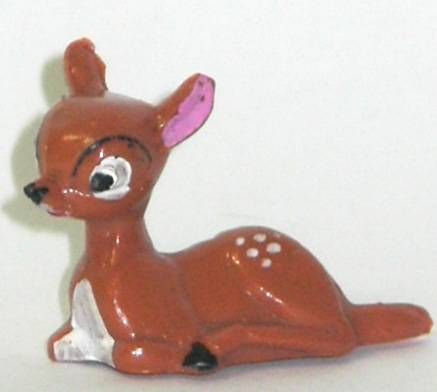 Bambi - Jim figure - Bambi laying baby