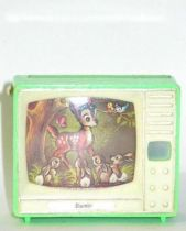 Bambi small tv with stereo pictures