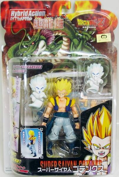 Bandai - Hybrid Action - Super Saiyan Gotenks