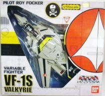 Bandai - Macross - Roy Focker\'s VF-1S Valkyrie