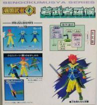 Bandai - Thunder Jet Rai - Figure #4