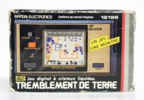 Bandai Electronics - Handheld Game - Daijishin (Earth Quake)