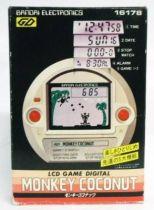 Bandai Electronics - Handheld Game - Monkey Coconut (mint in box)