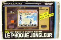 Bandai Electronics - Handheld Game - Ottosei Land