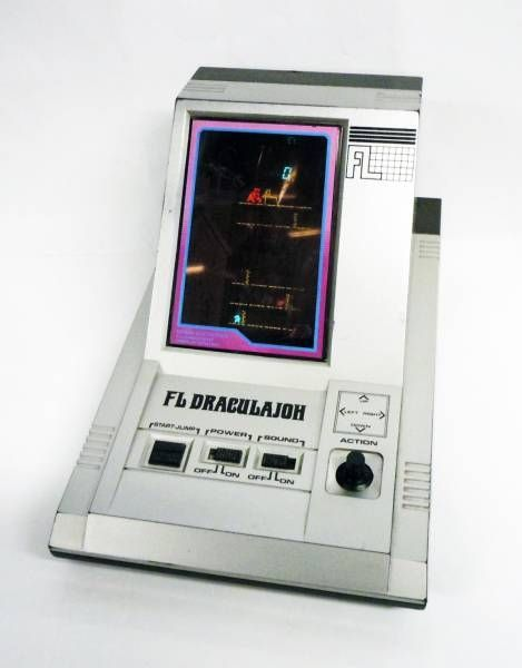 Bandai Electronics - LSI Portable Game - Draculajoh (loose)