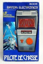 Bandai Electronics - LSI Portable Game - Mr. Space Fire