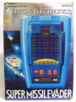Bandai Electronics - LSI Portable Game - Super MissileVader