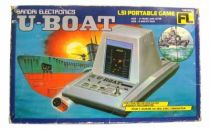 Bandai Electronics - Table Top 2 players - U-Boat