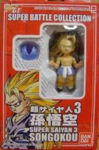Bandai Super Battle Collection Super Saiyan 3 Son Goku