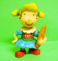 Banette (Bakery) - Little Girl with bread