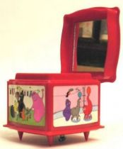 Barbapapa - Music Box Middle Size Barbapapa