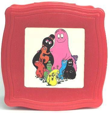 Barbapapa - Music Box Middle Size Barbapapa