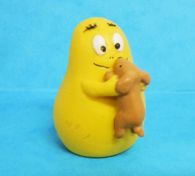 Barbapapa - Plastoy PVC Figure - Barbidou