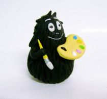 Barbapapa - Plastoy PVC Figure - Barbouille