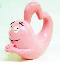 Barbapapa - Plastoy PVC Figure - Heart-shaped Barbapapa