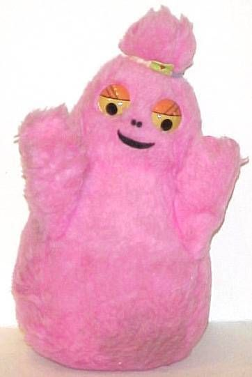 Barbapapa - Plush Ceji Barbabelle