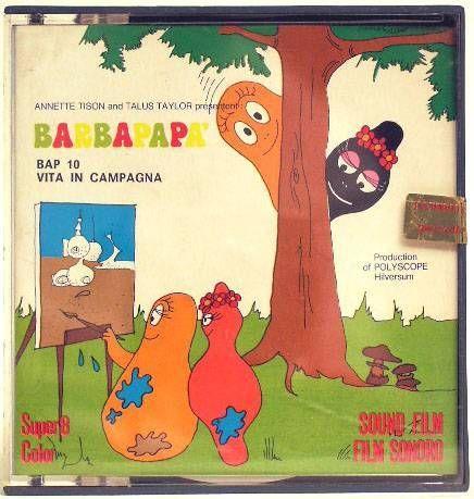 Barbapapa - Super 8 Barbapapa Barbazoo alla Fattoria N°9