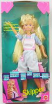 Barbie - Cool Crimp Skipper - Mattel 1993 (ref. 11179)