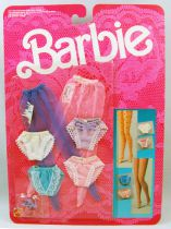 Barbie - Fancy Frills Lingerie - Mattel 1986 (ref.3181)