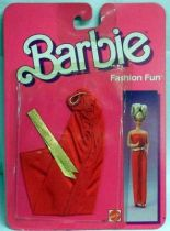 Barbie - Fashion Fun - Mattel 1984 (ref.2087)