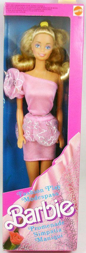 barbie fashion play