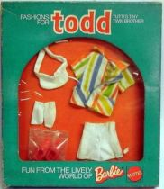 Barbie - Fashions for Todd - Mattel 1973 (ref.7985)