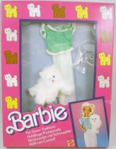 Barbie - Habillage Promenade Barbie - Mattel 1986 (ref.3657)