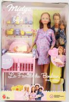 Barbie - Midge & Baby - Mattel 2003 (ref.56663)