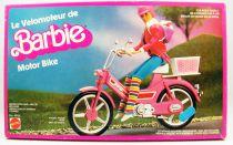 Barbie - Motor Bike - Mattel 1983 (ref.4856)