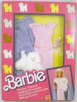 Barbie - Habillage Promenade Barbie - Mattel 1986 (ref.3660)