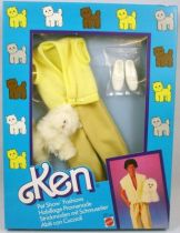 Barbie - Habillage Promenade Ken - Mattel 1986 (ref.3664)