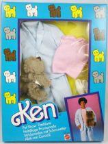 Barbie - Habillage Promenade Ken - Mattel 1986 (ref.3667)