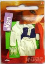 Barbie - Ready to Wear Fashion for Ken - Mattel 1986 (ref.3307)