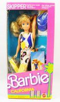 Barbie - Skipper California - Mattel 1987 (ref.4440)