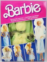 Barbie - Habillages Coordonn� - Mattel 1984 ref.9144