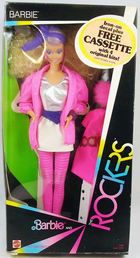 barbie_rock_stars___mattel_1985_ref.1140