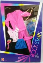 Barbie Rock Stars - Habillages Fashions - Mattel 1985 (ref.1167)