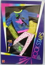 Barbie Rock Stars - Habillages Fashions - Mattel 1985 (ref.1170)