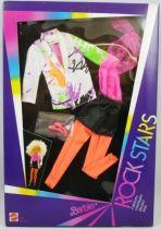 Barbie Rock Stars - Habillages Fashions - Mattel 1985 (ref.1176)