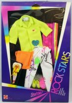 Barbie Rock Stars - Habillages Fashions - Mattel 1985 (ref.2791)