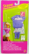 Barbie - Trendy Teen Fashions for Skipper - Mattel 1992 (ref.65256)