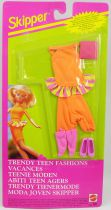 Barbie - Trendy Teen Fashions for Skipper - Mattel 1992 (ref.65260)