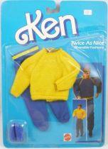 Barbie - Habillage Réversible Ken - Mattel 1985 (ref.2305)