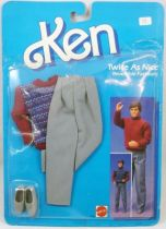 Barbie - Habillage Réversible Ken - Mattel 1985 (ref.2308)