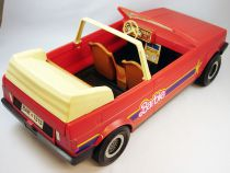 Barbie Vw Golf Convertible Cabriolet Mattel 1981 Ref 8298