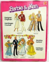 Barbie - Wedding Fashions Lovely Bride - Mattel 1979 (ref.1416)