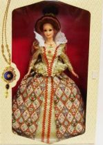 Barbie Elisabéthaine - Mattel 1994 (ref.12792)