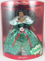 Barbie Happy Holidays Special Edition - Mattel 1995 (ref. 14124)