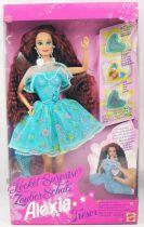 Barbie Locket Surprise Alexia - Mattel 1993 (ref. 11209)