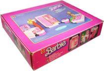 Chambre à coucher de Barbie - Mattel 1978 ref.2150 (1)